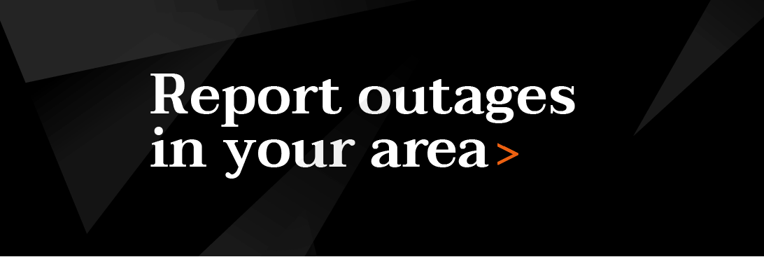 report outages in your area